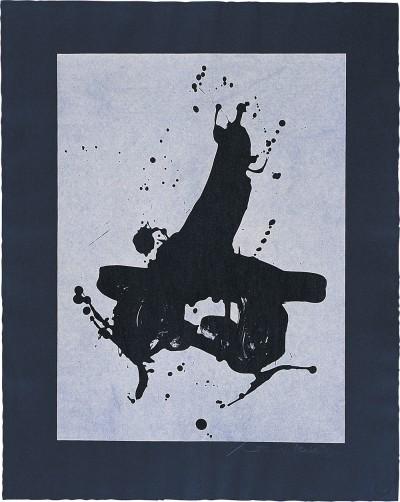 Black on Black von Robert Motherwell