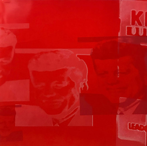 Andy Warhol, Flash – November 22, 1963 (FS II.35), 1968