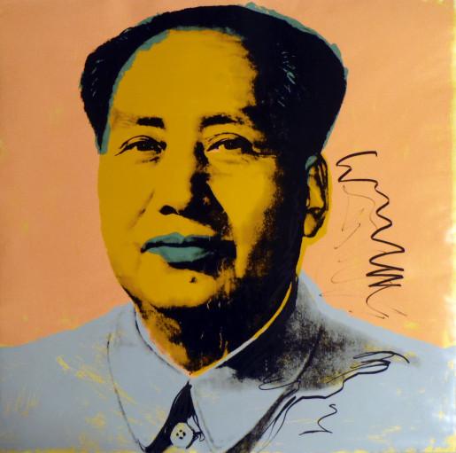 Andy Warhol, Mao (FS II.92), 1972