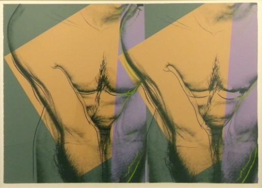 Andy Warhol, Torso (Double) FS IIIA.35 (C), 1982