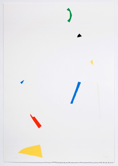 Imi Knoebel, Untitled 3, 1995