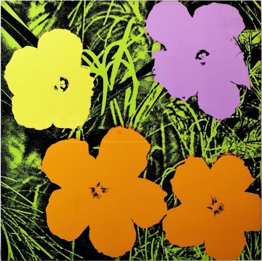 Andy Warhol, Flowers (FS II.67), 1970