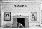Cinema, Naples, Italy