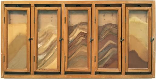 Dieter Roth, Spice Window, 1971