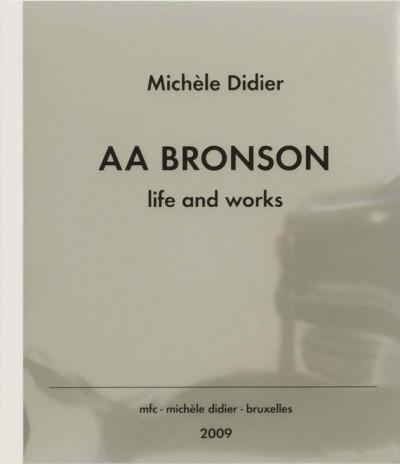 AA Bronson, life and works, 2009