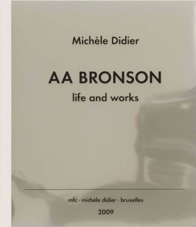 life and works von AA Bronson