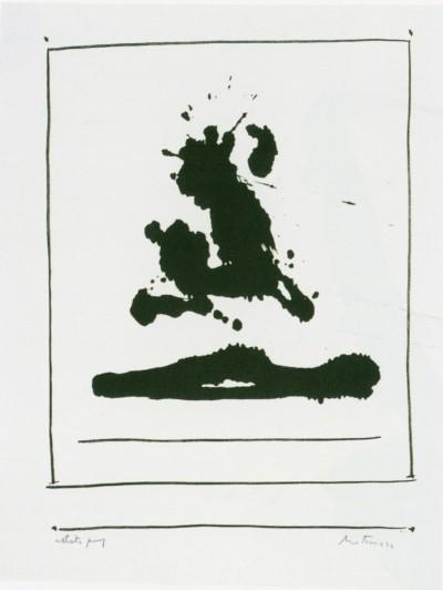 New York International: Untitled von Robert Motherwell