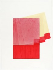 Drawing Boards I: red / yellow