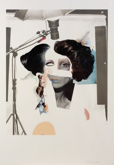 Richard Hamilton, Fashion-plate, 1969-70