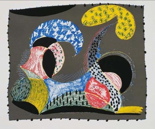 David Hockney, Warm Start, 1993