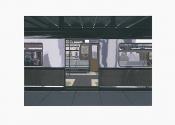 """Subway"" from the Portfolio ""Urban Landscape III"""