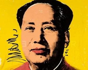 Mao (FS II.97) von Andy Warhol