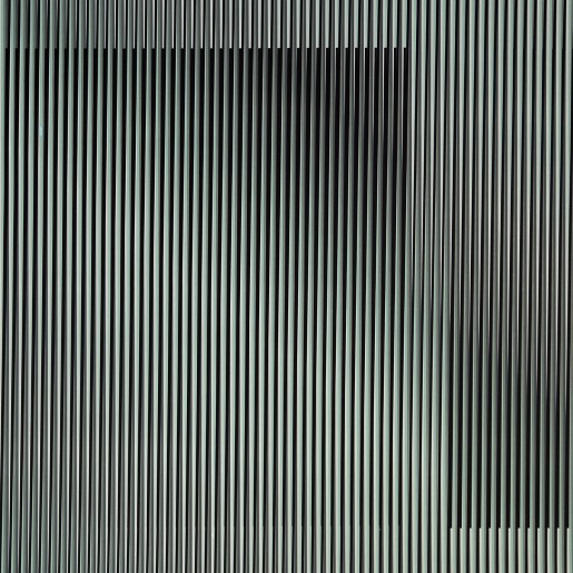 Carlos Cruz-Diez, Couleur Additive Gris Cuatro, 2017