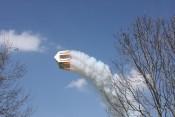 Haus mit Raketen, Gais