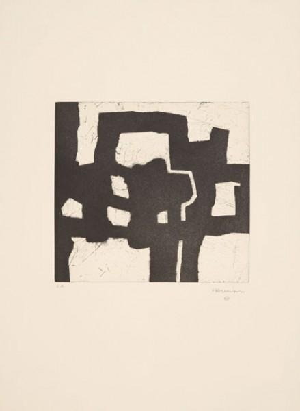 Eduardo Chillida, Homenaje a Picasso, 1972