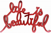Life is Beautiful – Hard Candy Red