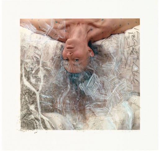 Kiki Smith, The Falls I, 2013