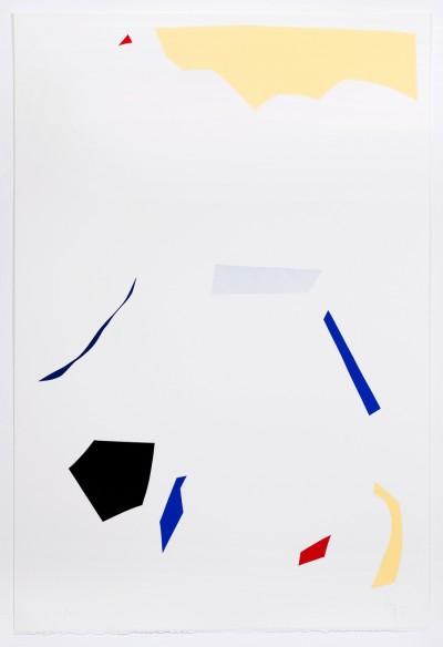 Imi Knoebel, Untitled 4, 1995