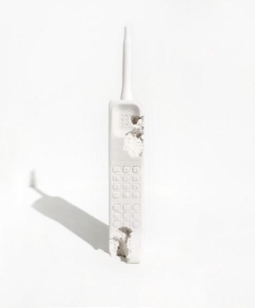 Daniel Arsham, Mobile Phone (Future Relic DAFR-01), 2013