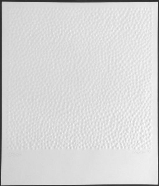 Günther Uecker, Untitled [Ranking] | Ohne Titel [Reihung], 1968