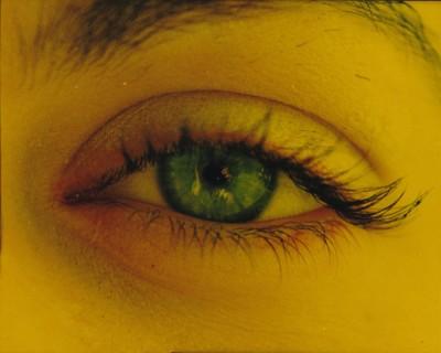 Ingeborg Lüscher - Eyes (Claudia)