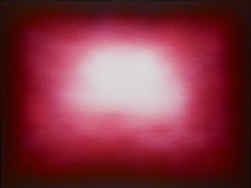 Anish Kapoor, Shadow IV (Fuschia Red), 2011
