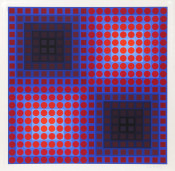 Untitled from Permutations (Squares)