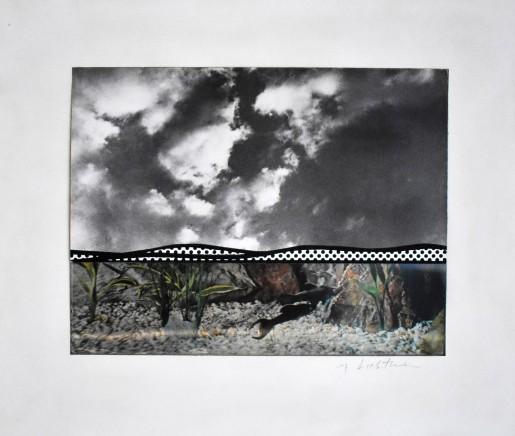 Roy Lichtenstein, Fish and Sky, 1967