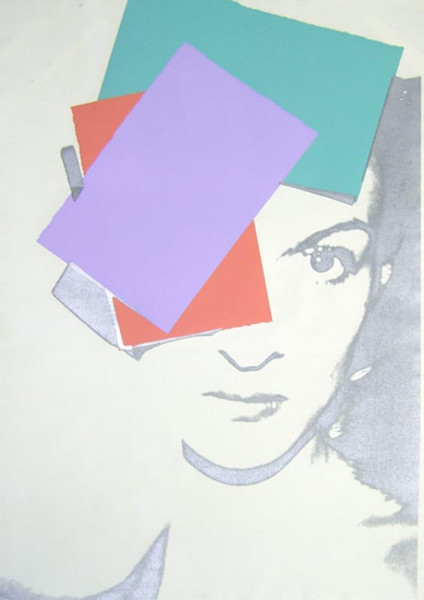 Andy Warhol, Paloma Picasso (FS II.121), 1975