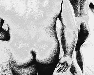 8 Original-Serigraphien (Netter Art-Collection) von Rosemarie Trockel