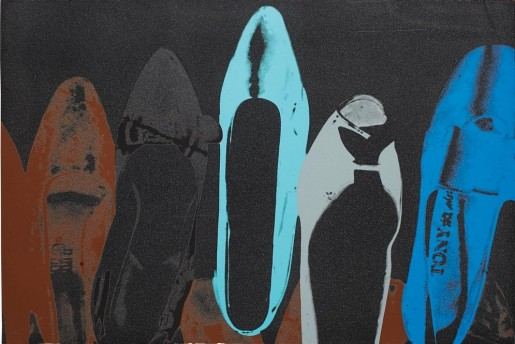 Andy Warhol, Shoes (FS II.257), 1980
