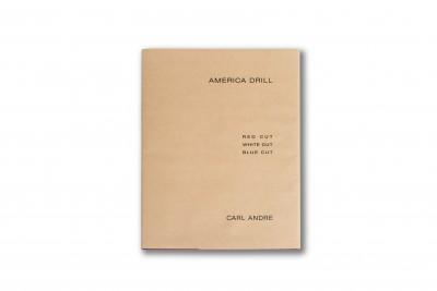 America Drill von Carl Andre