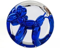 Jeff Koons, Balloon Dog, 2002