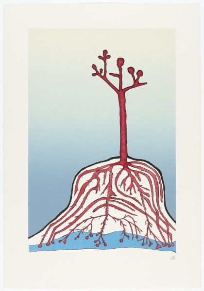 Louise Bourgeois, The Ainu Tree, 1999