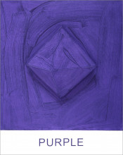Eight Colorful Inside Jobs: Purple