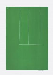 London Series I: Untitled (Green)
