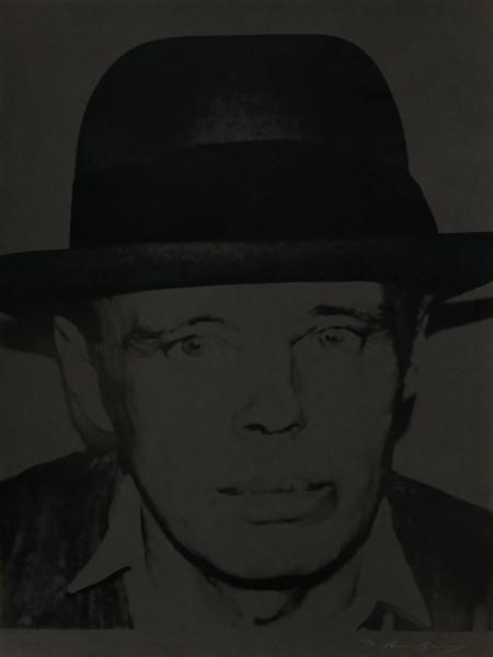 Andy Warhol, Joseph Beuys (FS II.246), 1980