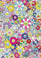 Champagne Supernova: Multicolor Pink and White Stripes