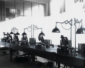 Machine 1410 von Thomas Ruff