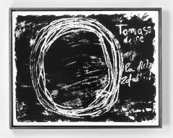 Jannis Kounellis, The Gospel According to Thomas, 2000
