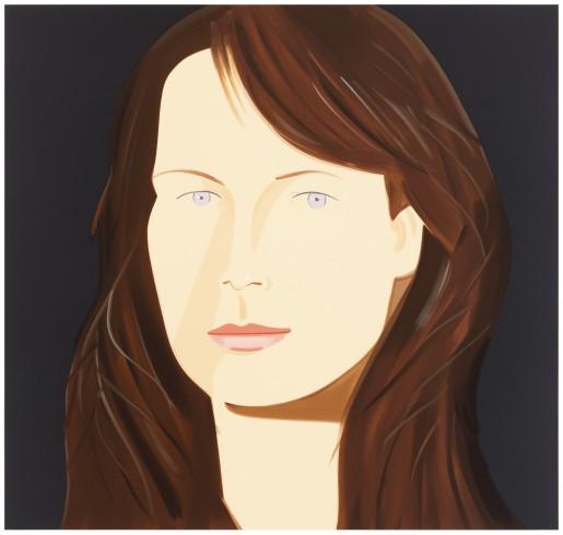 Alex Katz, Sophia (Holman), 2012