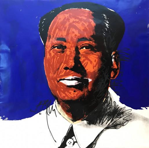 Andy Warhol, Mao (FS II.98), 1972