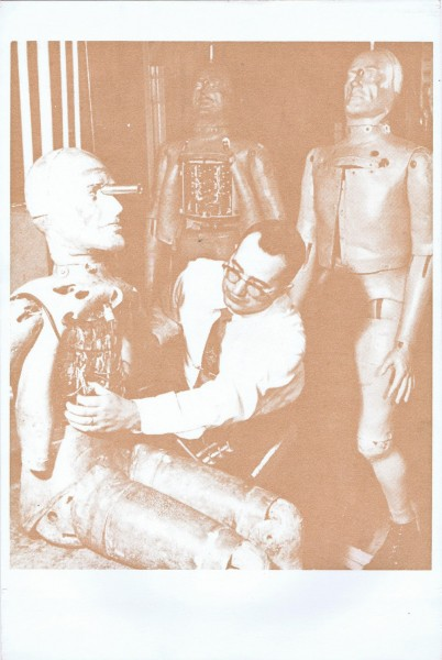 Eduardo Paolozzi, Watch Out For Miracles... New Hope For Better Babies, 1965/1970
