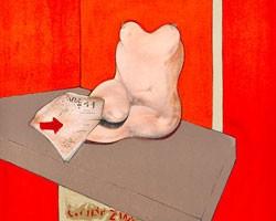 Etude du corps humain daprès Ingres von Francis Bacon