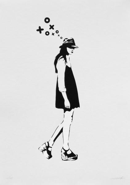 XOOOOX, Walking Lady, 2018