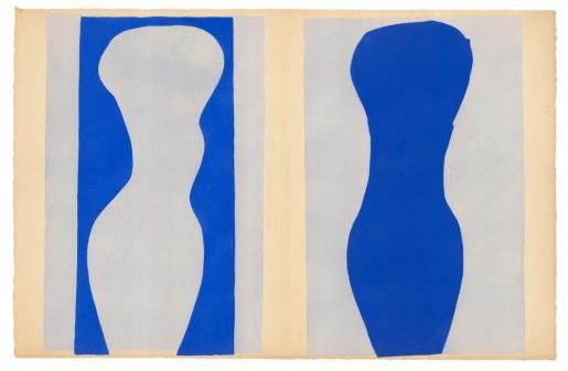 Henri Matisse, Formes, 1947