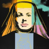 "The Nun (FS II.314), from the Portfolio ""Ingrid Bergman"""