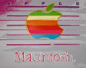 Apple Trial Proof (FS II.359) von Andy Warhol