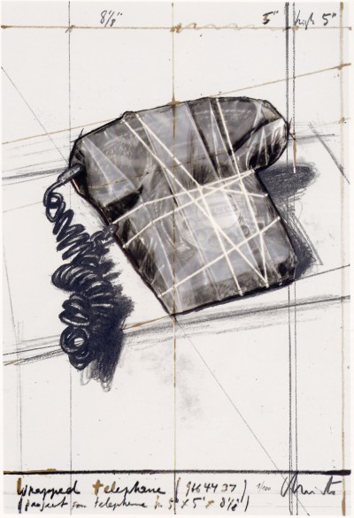 Christo, Telephone