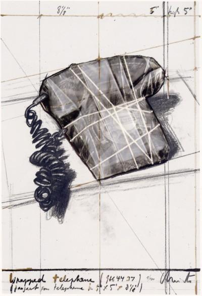 Christo, Telephone